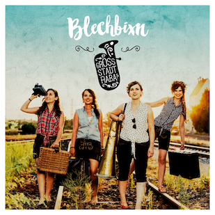 CD: Blechbixn - Grossstadtfiaba -