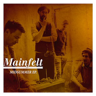 CD: Mainfelt - Midsummer EP - EP